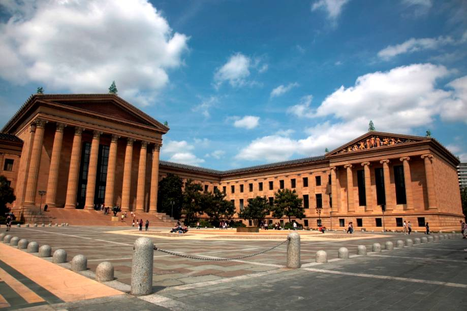 O Museu de Arte da Filadélfia foi inaugurado em 1877. Popularmente conhecido como Museu de Arte, é considerado um dos museus mais importantes dos Estados Unidos, com mais de 225.000 objetos em seu acervo.