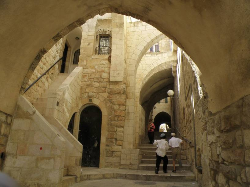 Bairro Judeu da Cidade Velha, Jerusalém