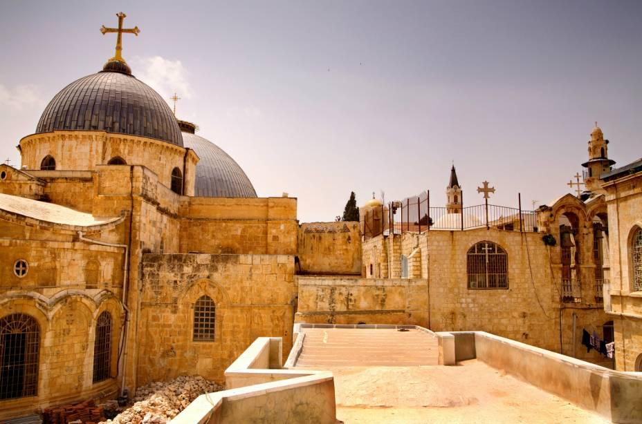 Museu do Santo Sepulcro de Jerusalém
