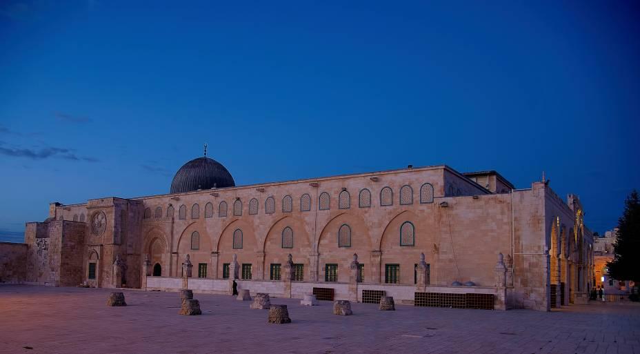Mesquita Al-Aqsa em Jerusalém