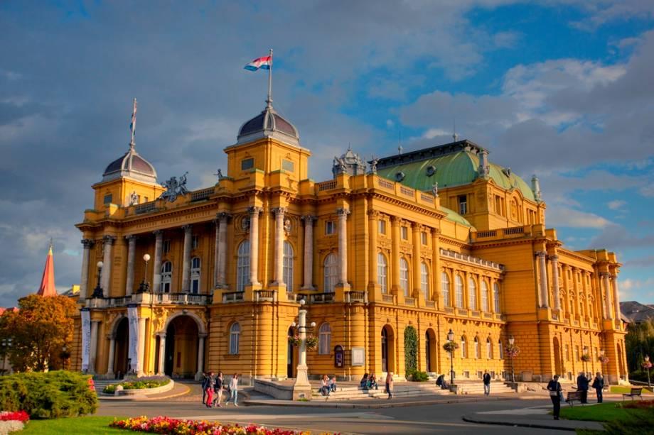Ópera Nacional de Zagreb