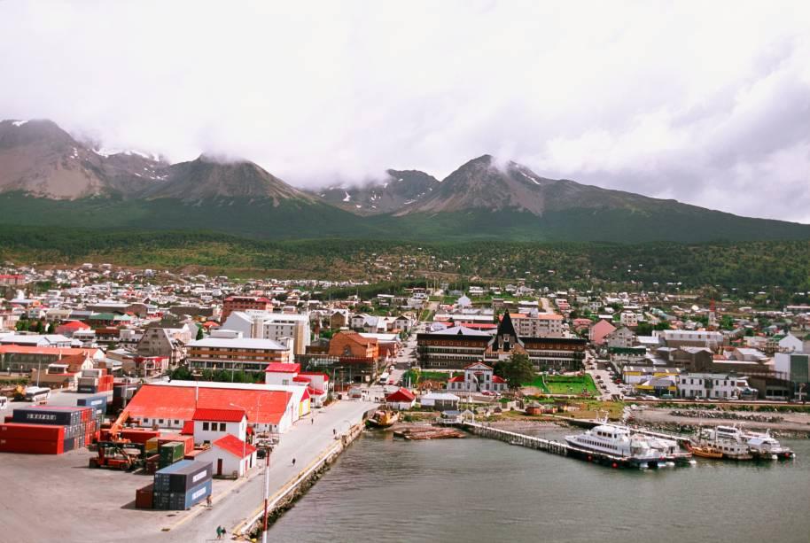 Ushuaia também é a cidade mais austral do mundo