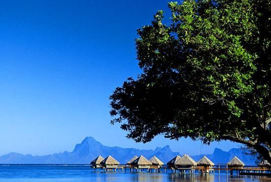 Bangalôs Le Meridien Tahiti