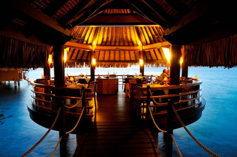 Restaurante-bar Intercontinental Tahiti