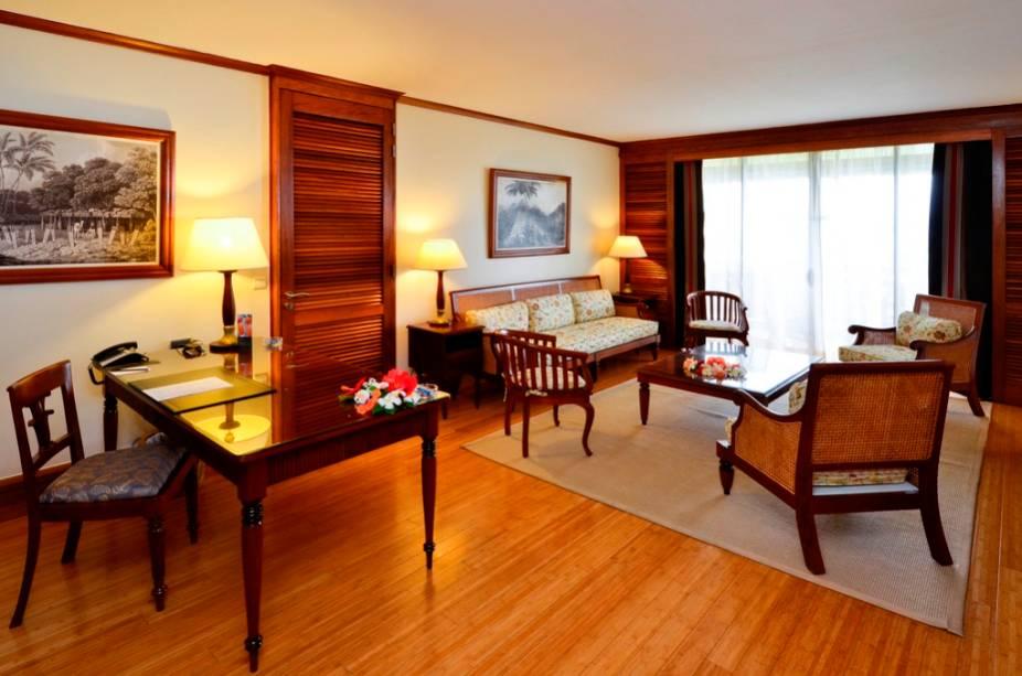 Suite Intercontinental Tahiti