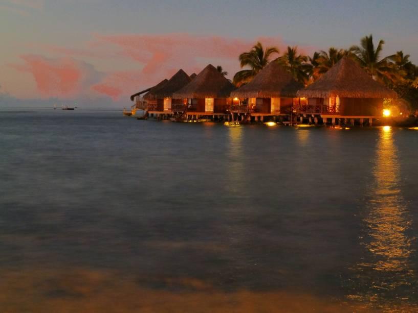 Taiti, Polinésia Francesa