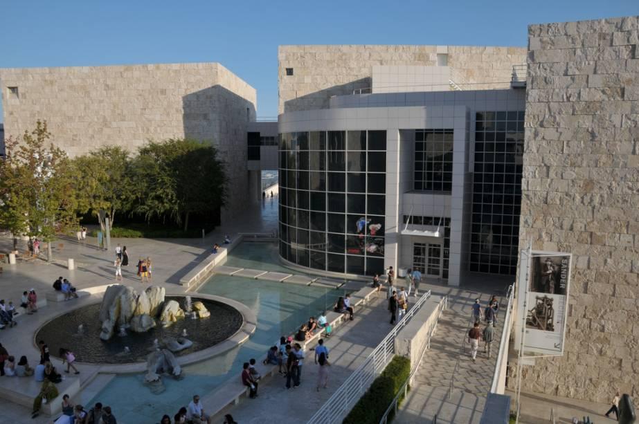 Getty Center, em Los Angeles