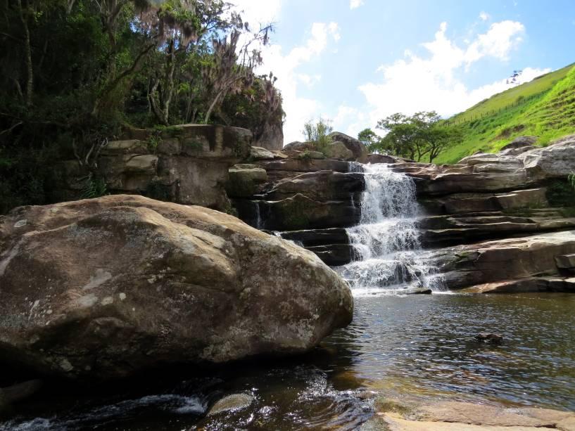 Cachoeira dos Frades, Teresópolis, Rio de Janeiro