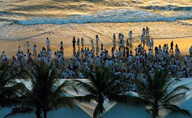 Divirta-se a cada maré alta na Praia Mole em Florianópolis