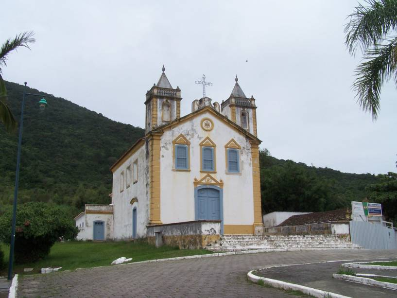 Igreja de Nossa Senhora da Lapa do Ribeirão