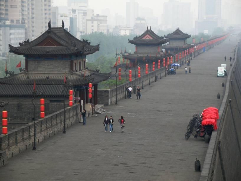 Muros de Xian