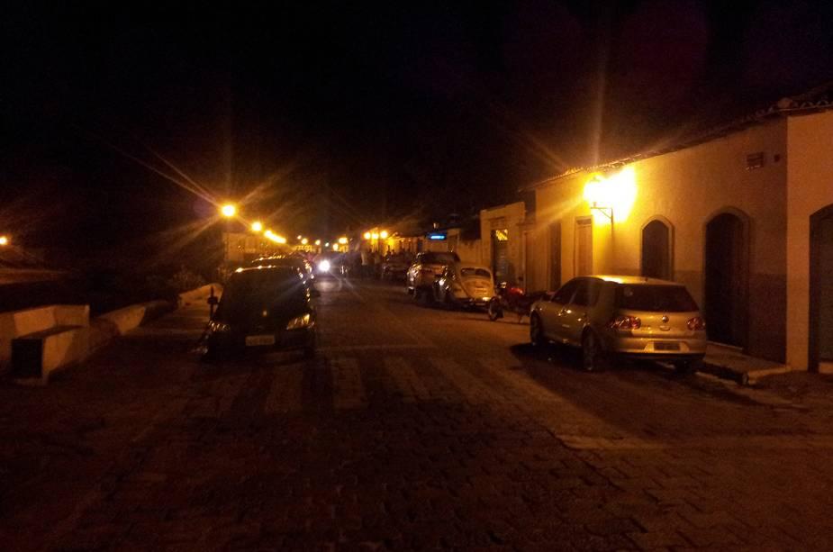 Estrada do Rio Vermelho em Goiás (GO)