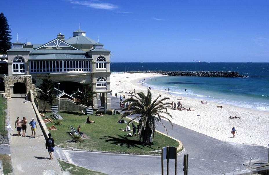 Com belas praias, restaurantes, vida noturna vibrante e um bom programa cultural, só Perth reina na Austrália Ocidental