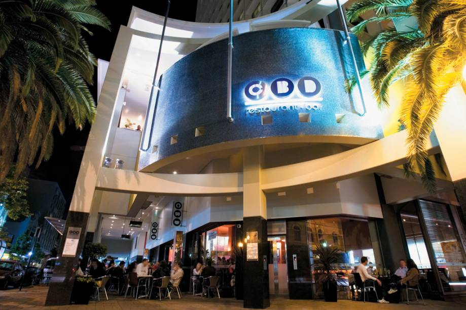 Restaurante Perth CBD