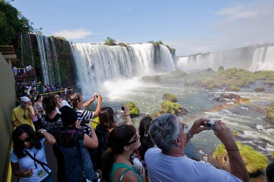 Cataratas do Iguaçu, Foz do Iguaçu, Paraná