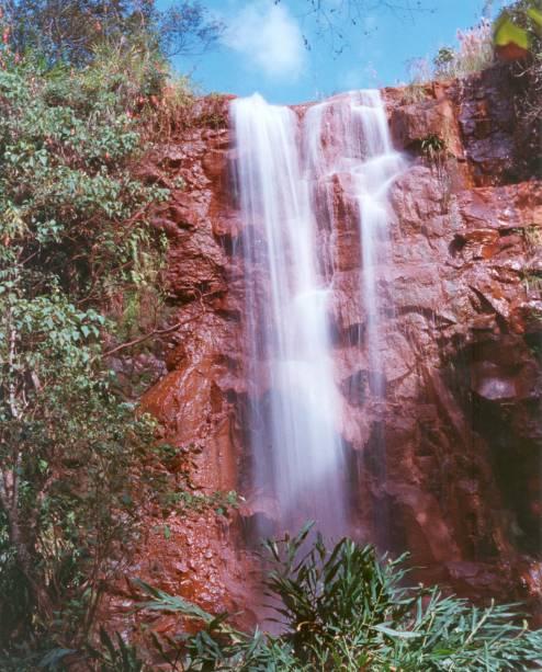 Cachoeira de Santo Antônio, Brotas (SP)