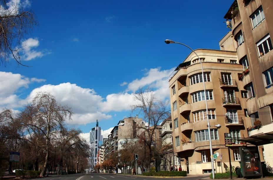 O bairro Lastarria é um dos melhores da cidade de Santiago, com muitos bares, restaurantes e ótimas atrações para entreter os turistas.
