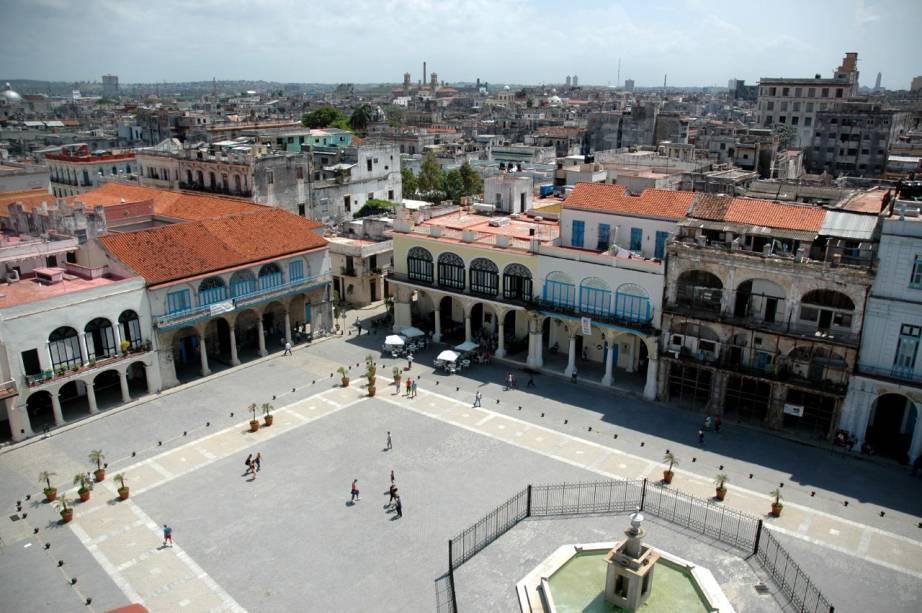 Praça Velha, Havana