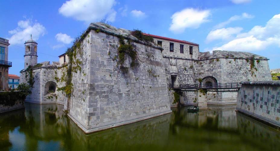 Castelo la Fuerza, em Havana