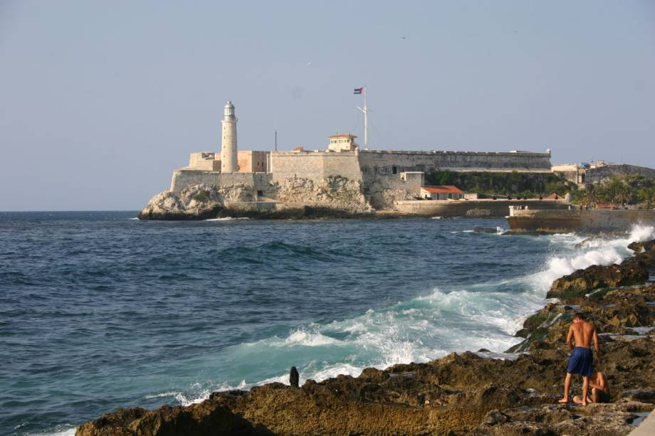 Forte Morro, Havana