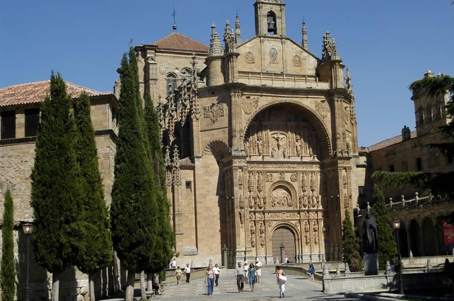 Mosteiro de San Esteban, Salamanca