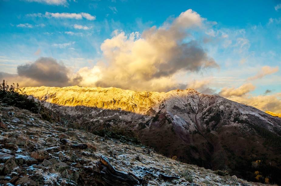 Ao redor de Aspen-Snowmass existem cenários convidativos para caminhadas e lugares muito estruturados para receber os turistas