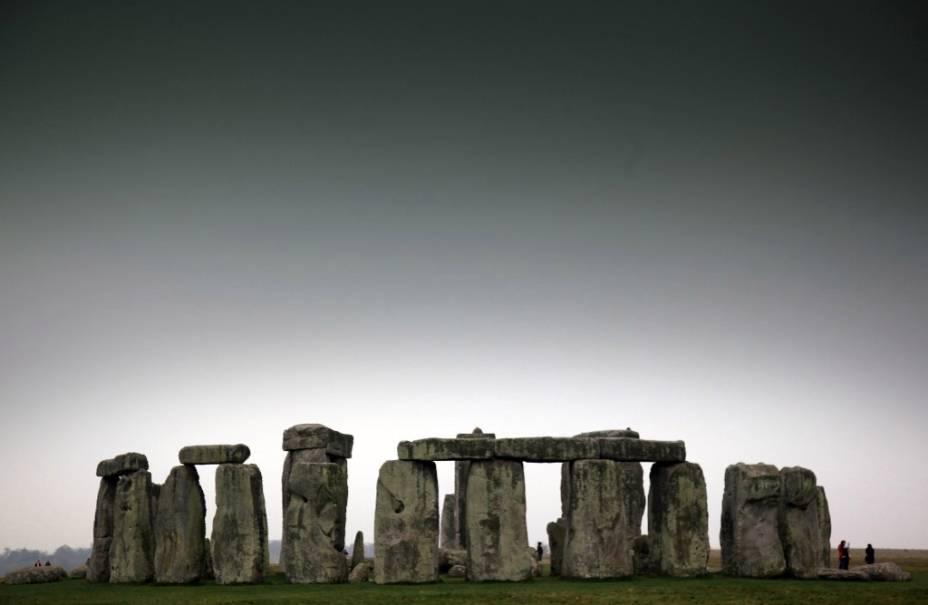 O Stonenhege Memorial fica perto de Salisbury