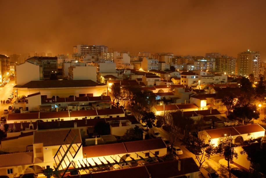 Pernoite em Portimão