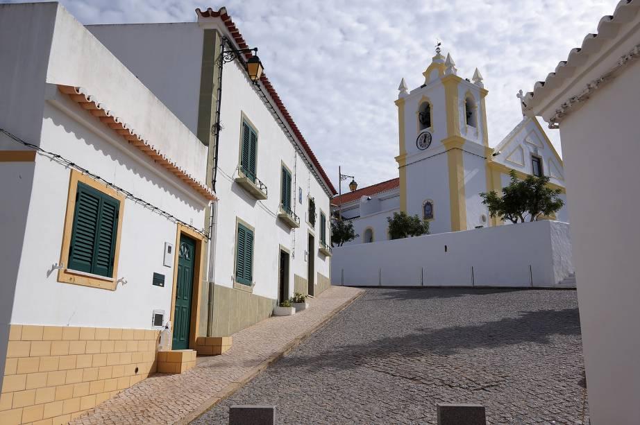 Ruas de Portimão