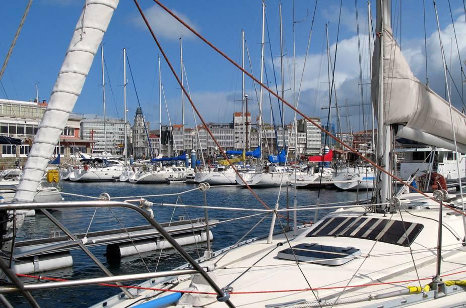 Port Galicia