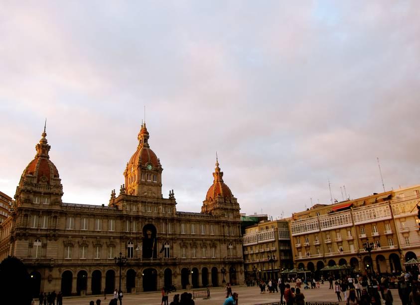 Praça Maria Pita