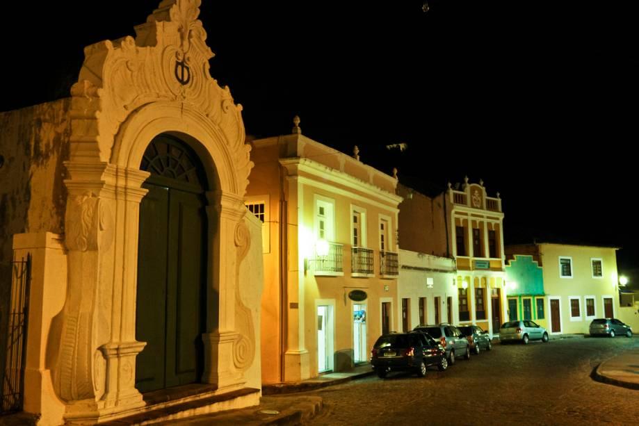 A Rua de São Bento não é só a casa da Basílica de São Bento, mas também o endereço do Museu Mamulengo, onde dezenas de bonecos de madeira e trapos são usados no famoso teatro de rua.