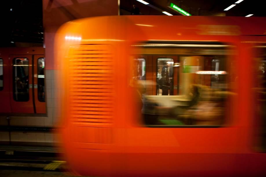 Metrô de Lyon