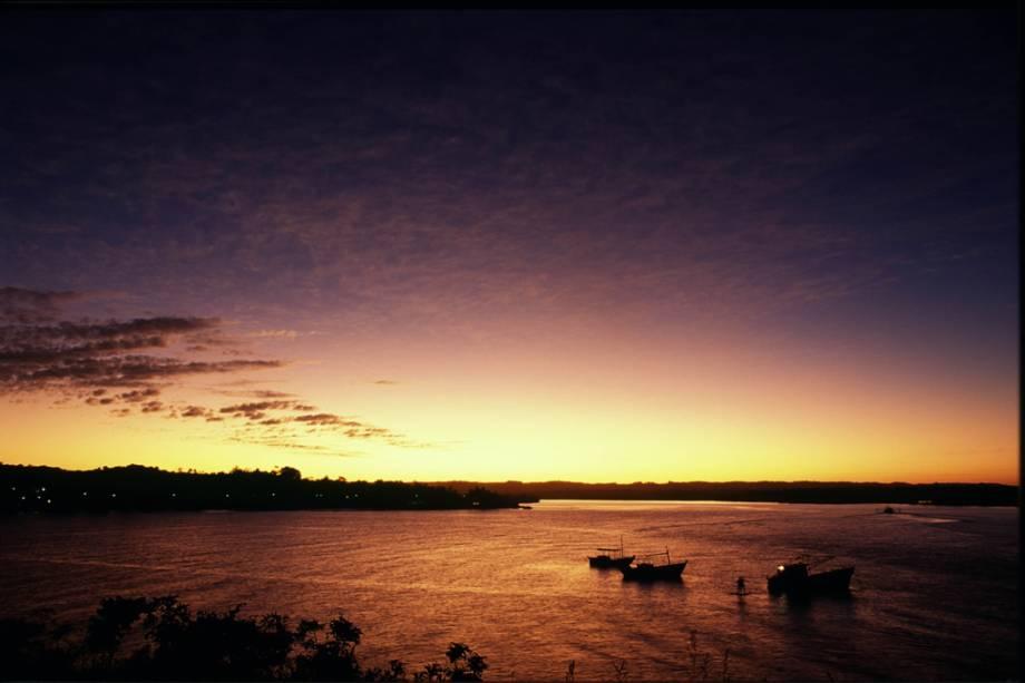 Rio de Contas encontro com o mar