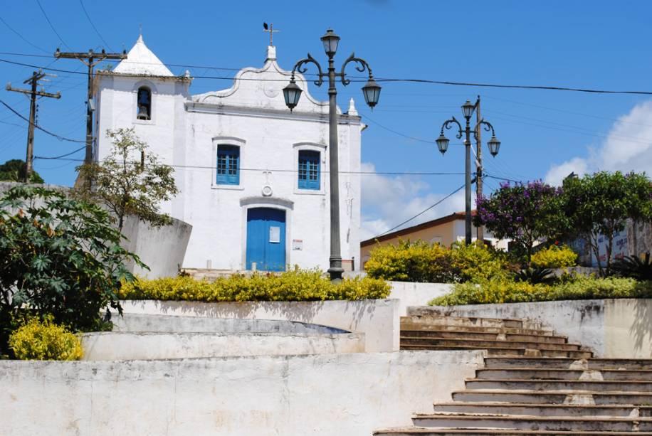 Fachada da Igreja de São Miguel