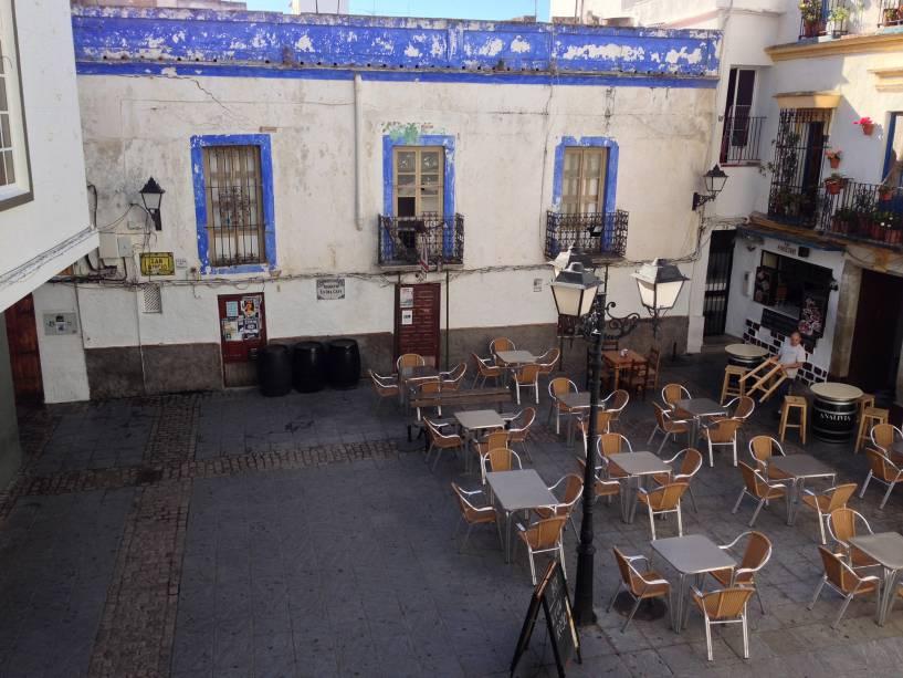 Traços da presença mourisca podem ser vistos em Tarifa