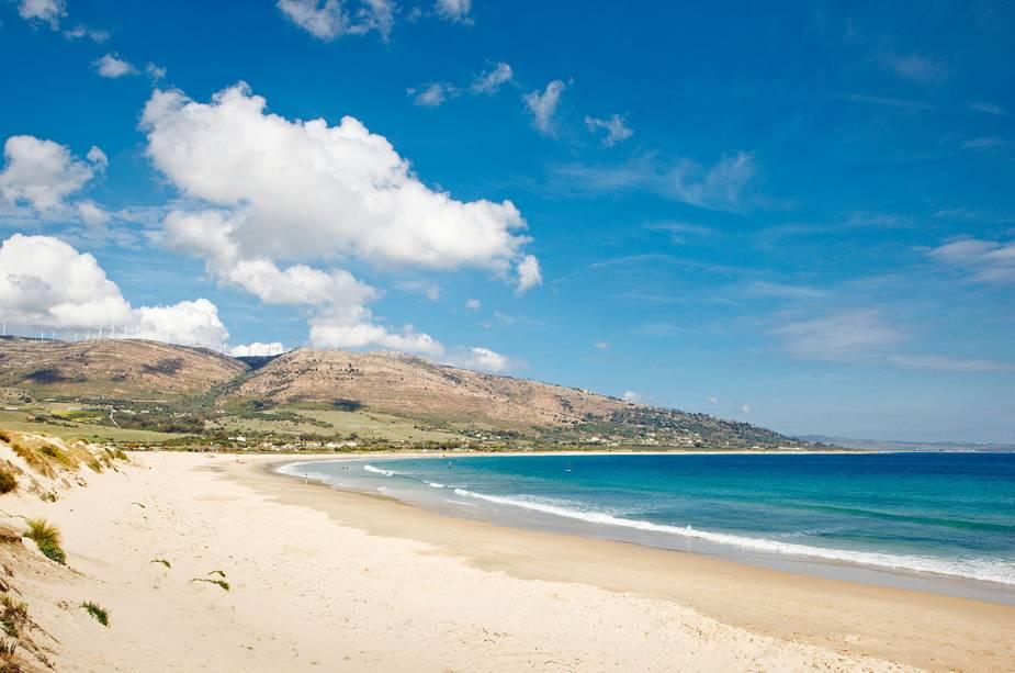 Tarifa está localizada em um dos pontos mais meridionais da Europa