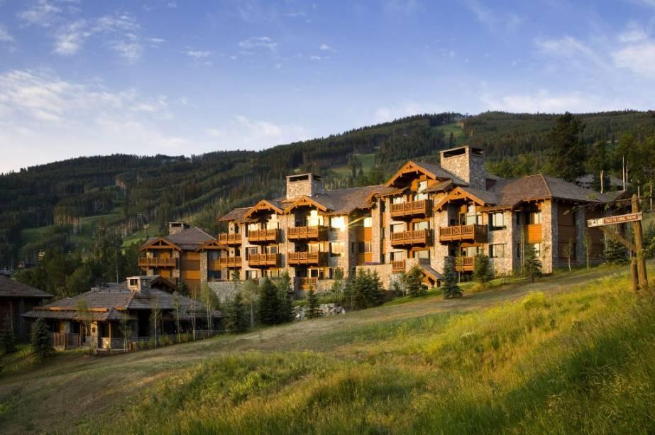 Ao ar livre em Beaver Creek Hummingbird Lodge, em Vail, Colorado