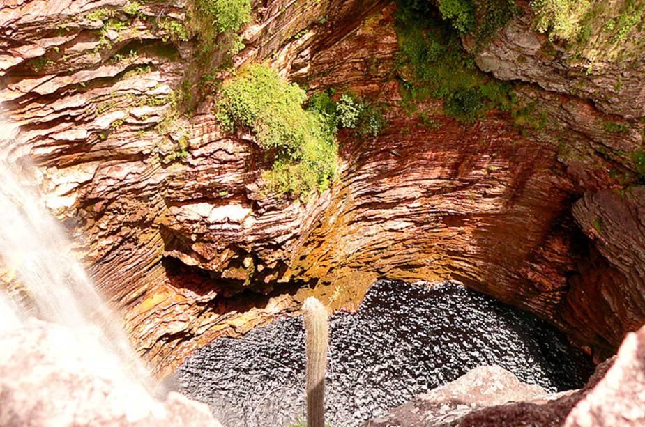 Cachoeira do Buracão, Ibicoara (BA)