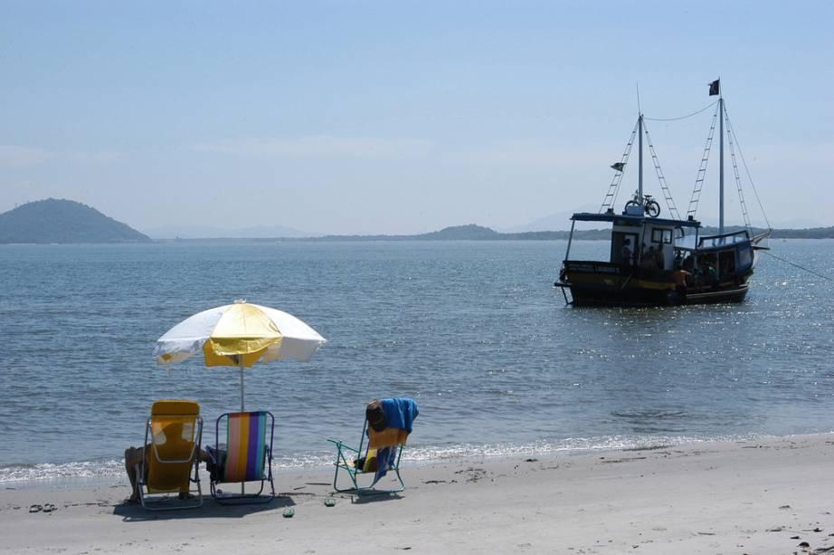 O Parque Estadual da Ilha do Cardoso está dividido em dois núcleos: Perequê e Marujá