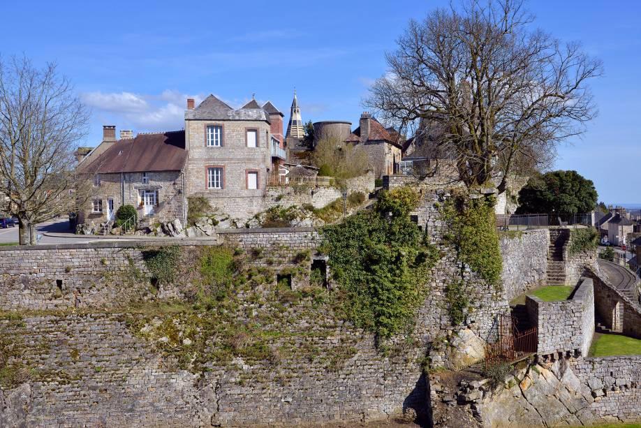 Domfront, Normandia