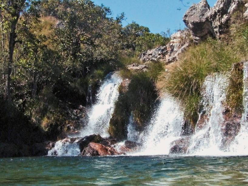 O Parque Nacional da Serra da Canastra foi criado em 1972 para preservar a nascente do Rio São Francisco