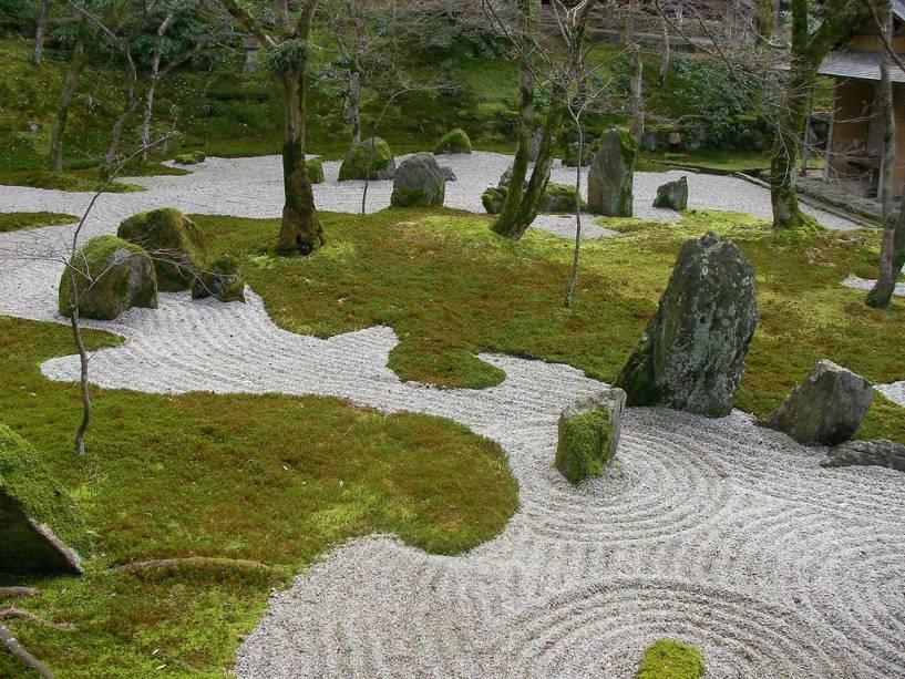 O Templo Budista Komyozenji em Dazaifu esconde um jardim Zen precioso e bem cuidado