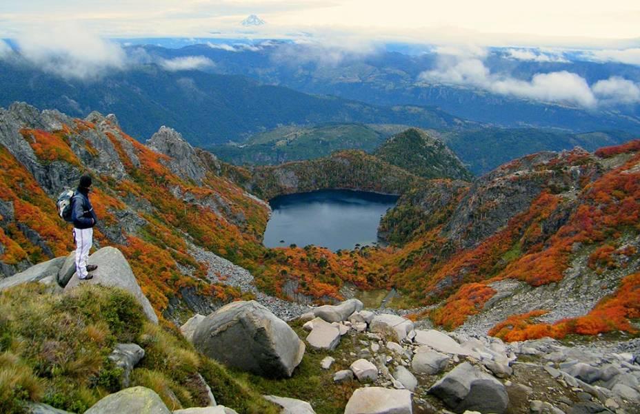 O Parque Nacional Hurquehue é uma das opções de passeios perto de Pucón e Villarrica