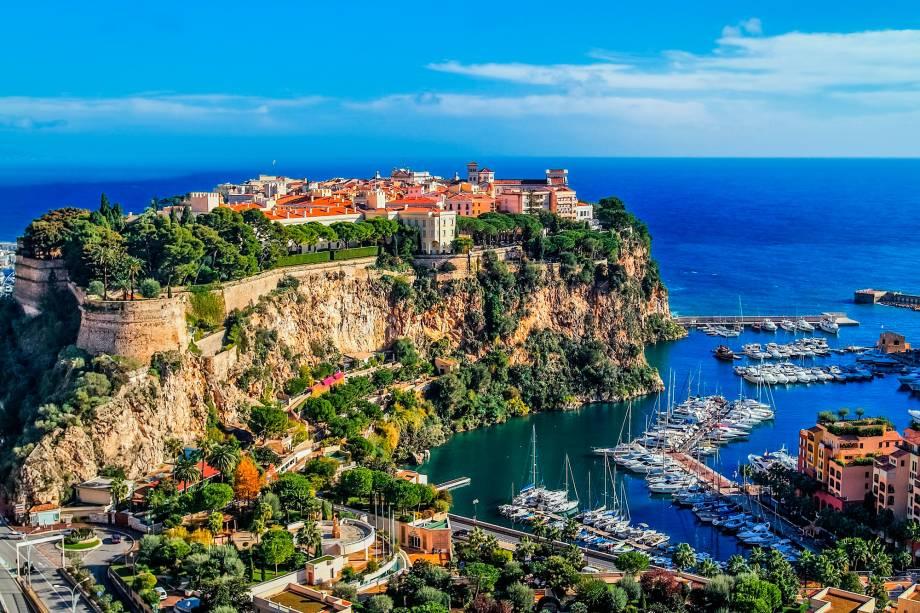 Mônaco é o país com maior percentual de milionários