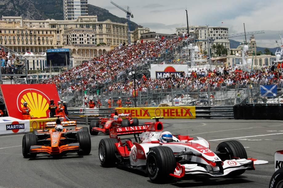 O Grande Prêmio de Mônaco é um dos mais esperados no circuito de Fórmula 1