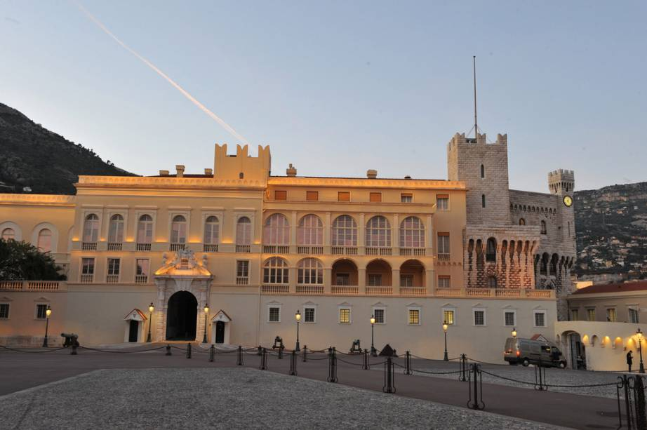 Palácio principesco