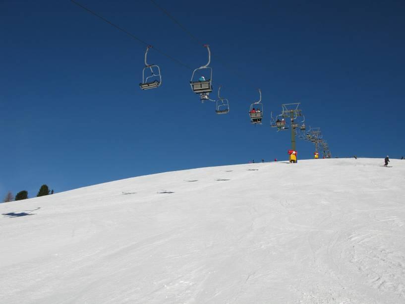 Teleférico em Val Gardena