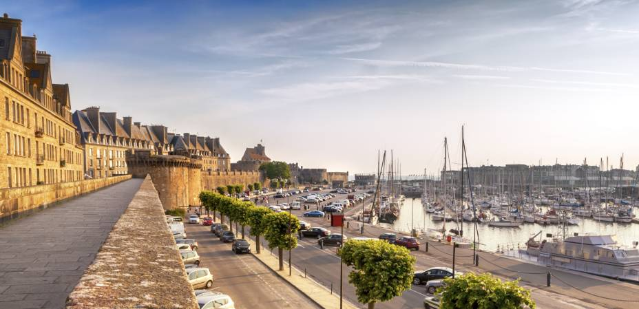 Orla de Saint Malo
