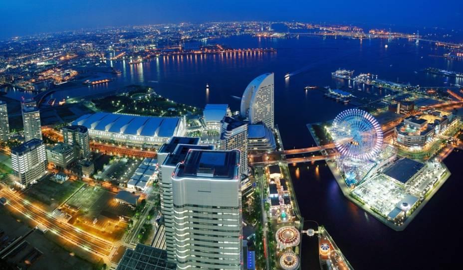 Yokohama é a segunda cidade japonesa mais populosa e está localizada perto da capital Tóquio.  Aqui você encontrará excelentes opções de hospedagem, lazer e entretenimento.